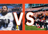 The Battle Between the NFL and America