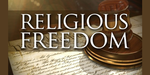 ACLU Backs Measure Restricting Religious Liberty
