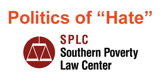 Profits of Hate: The Southern Poverty Law Center Video Special