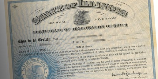 Change Your Gender? Option Now Available for Birth Certificates