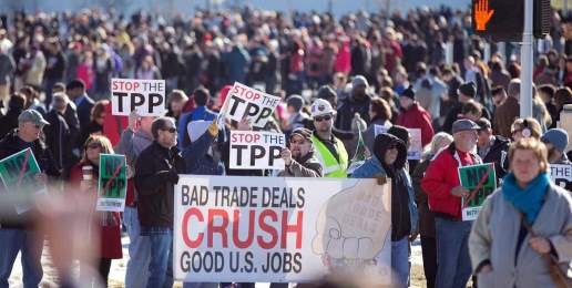 Manufacturing and Trade as a 'Moral Crisis'