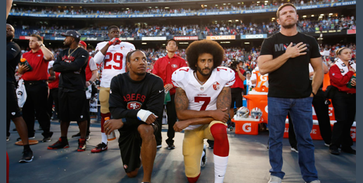 Regarding NFL Protests