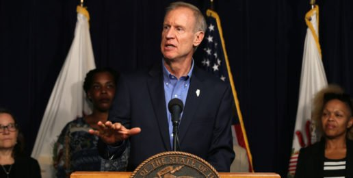 Pro-Life Leaders React to Gov. Rauner Signing HB 40