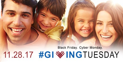 Remember IFI on #GivingTuesday