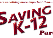 Every 12 Years: A Review of the Book 'Saving K-12' (Part Two)