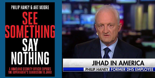 Philip Haney: The Problem of Sharia in America