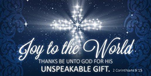 Celebrating the Birth of Christ!