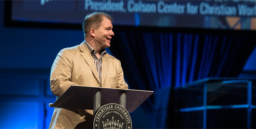 Don't Miss Our Annual Worldview Conference with John Stonestreet