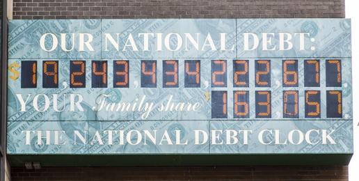 Need Motivation for Reining in Government? Visit the Debt Clock