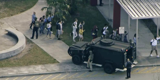 School Shootings and Hope