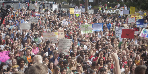 Final Thoughts on School Walkout