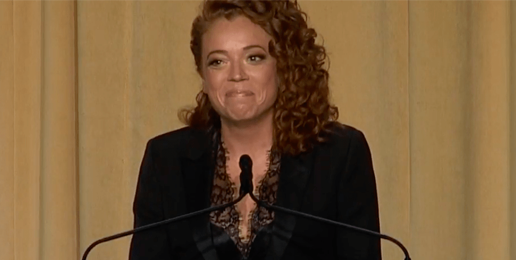 Michelle Wolf's Lewd Lupine Pasquinade
