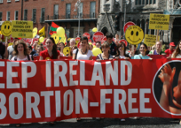 Ireland Votes to Kill Unborn Babies with the Help of Facebook, Twitter and Google