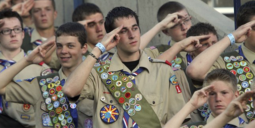 Mormon Exodus from Scouting Is Good for Boys