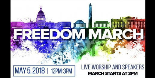 Men, Women Who Left Homosexuality, Transgenderism to Rally at DC's 'Freedom March'