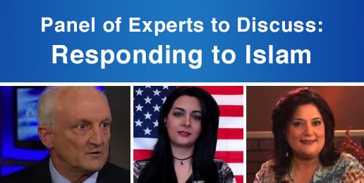 Special Panel on Radical Islam – 3 Locations