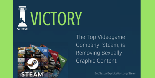 Top Videogame Company Steam Removing Sexually Graphic Content