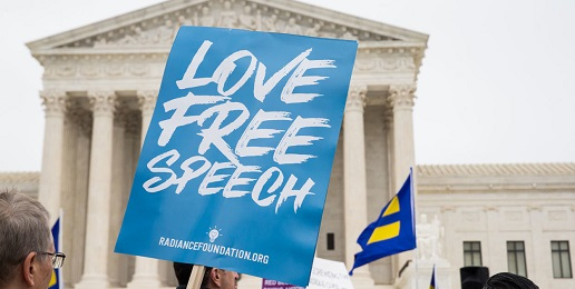 U.S. Supreme Court Recap for First Amendment Cases