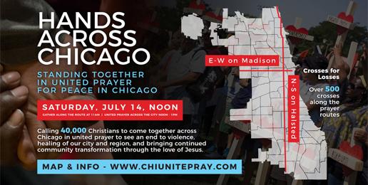 Hands Across Chicago
