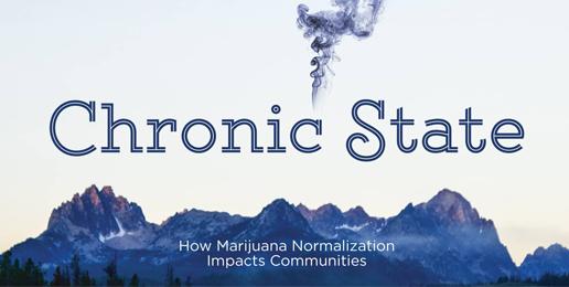Marijuana: Fostering a Chronic State