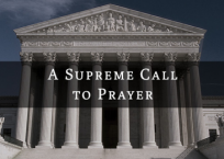 Call-to-Prayer: SCOTUS Nomination