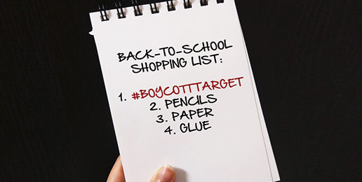 Avoid Target for Back to School Shopping
