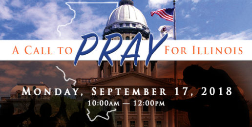 September Gathering to Pray for Illinois and the Nation