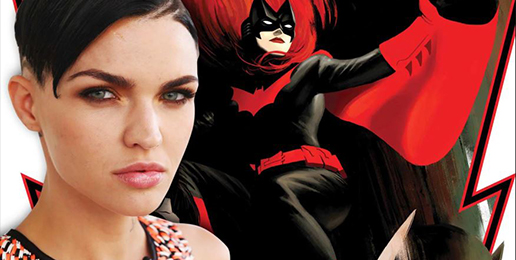 SJW Feeding Frenzy: Lesbian Actress Not Lesbian Enough to Play Batwoman