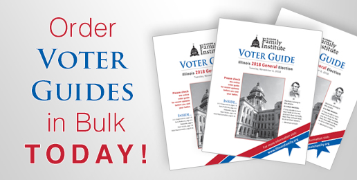 Voter Guides are Ready! Order in Bulk!