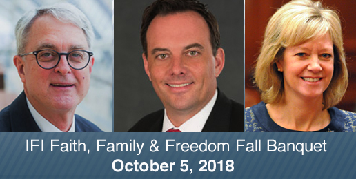 Join Dan Proft & Jeanne Ives with George Barna!