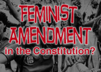 Democrats Are Trying To Sneak A Feminist Amendment Into The Constitution, 36 Years Later