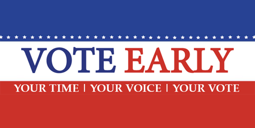 Early Voting Begins