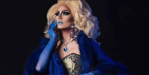 Middle School Invites Homosexual Drag Queen to Career Day