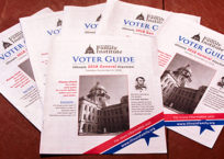 General Election Voter Guides Are Going Quickly — Order in Bulk Today!