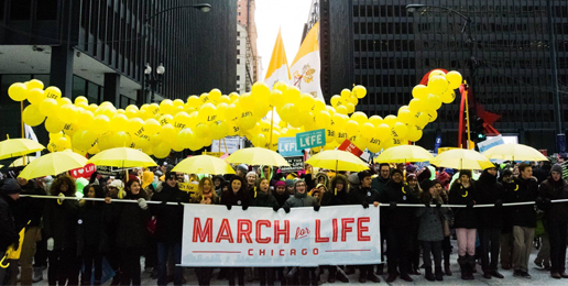March for Life Chicago (2019)