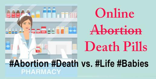 Abortion Pills Being Sold Online