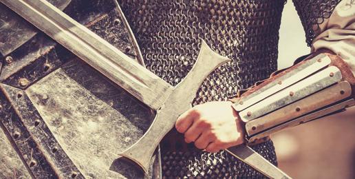 Spiritual Warfare: Standing Strong