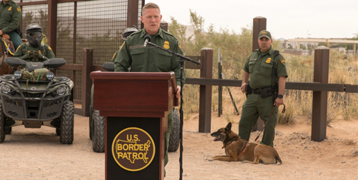Law Enforcement Agrees: The Media's Border Denialism is Absurd