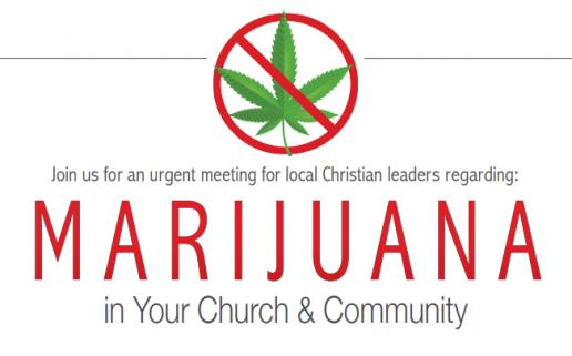 Pastors Breakfast: Marijuana in Your Church and Community