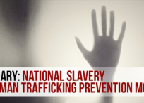 The Scourge of Human Trafficking Demands Another Appomattox