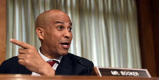 U.S. Senator Cory Booker's Religious Test for Judicial Nominee