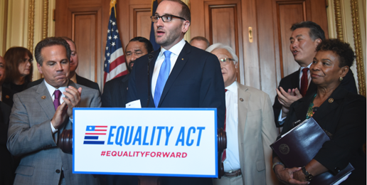 "The Travesty Called the ""Equality Act"""