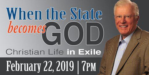 Dr. Lutzer: When the State Becomes God