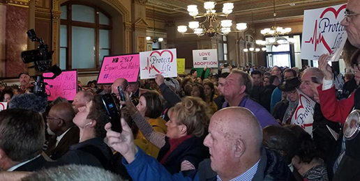 Illinois Pro-Lifers Answer the Call