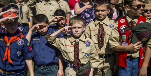 The Boy Scouts Scandal Is Shocking But Not Surprising