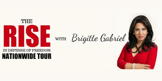 Brigitte Gabriel: In Defense of Judeo-Christian Values & Freedom