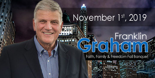IFI Fall Banquet with Franklin Graham