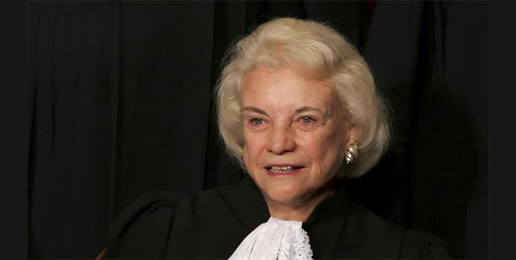 Former SCOTUS Justice O'Connor's Prophecy