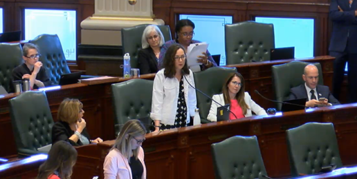 Outrageous Acts of IL House Progressives to Pass Kill-Babies-Bill