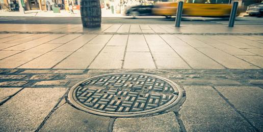"""Forget Street Feces, Liberals Take On Sexist Words Like """"Manhole"""""""